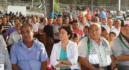 ANGGOTA PARLEMEN ISRAEL HADIRI FESTIVAL 'KEMENANGAN GAZA'