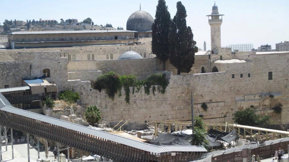 Dewan Wakaf Islam Serukan Israel Hentikan Konstruksi di Masjid Al-Aqsa