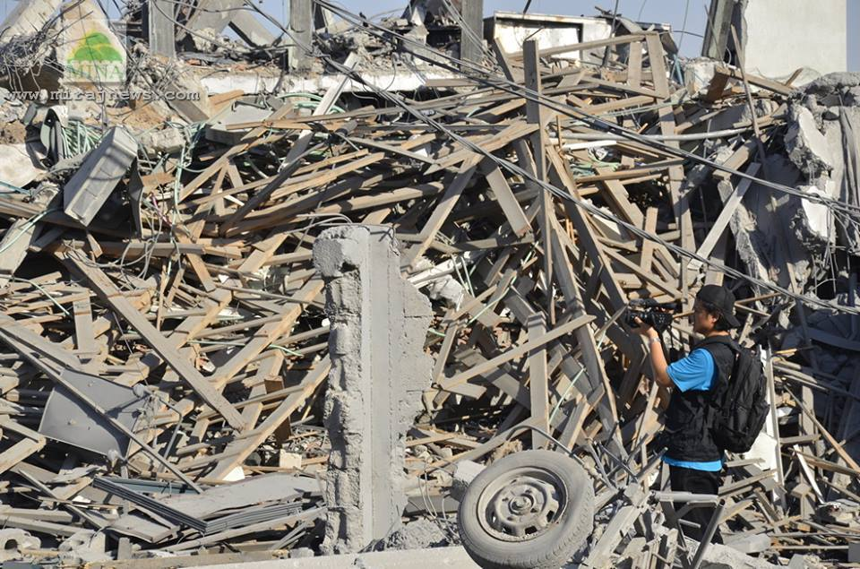 HAMAS SIAP SERAHKAN RIBUAN DOKUMEN KEJAHATAN ISRAEL KE ICC