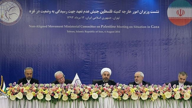 IRAN KECAM DK PBB DIAMKAN KEKEJAMAN ISRAEL