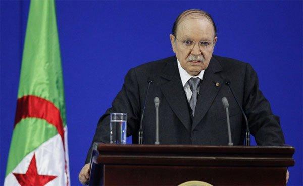 Aljazair Tegaskan Kembali Dukungannya untuk Palestina