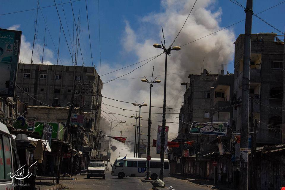 ISRAEL KEMBALI LANGGAR GENCATAN SENJATA BOMBARDIR RAFAH