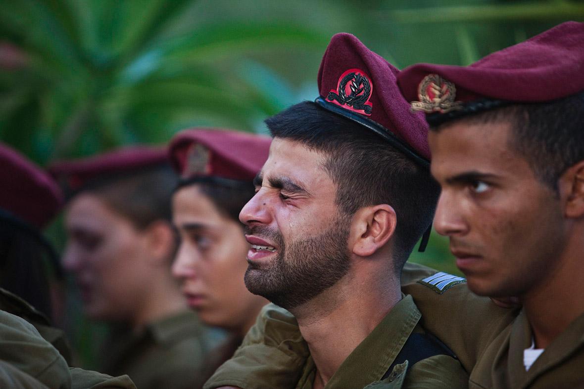 MEDIS: TENTARA ISRAEL ALAMI TRAUMA PSIKOLOGIS PARAH