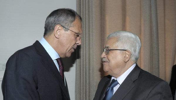 RUSIA DUKUNG PENUH NEGOSIASI PALESTINA-ISRAEL