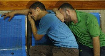 KELUARGA 16 WARTAWAN KORBAN AGRESI ISRAEL TUNTUT KEADILAN