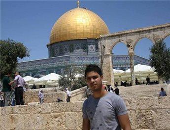 PASUKAN ISRAEL TEMBAK WARGA PALESTINA DEKAT RAMALLAH