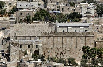 Israel Mulai Pembangunan Ruangan Pengawasan Permanen di Masjid Ibrahimi