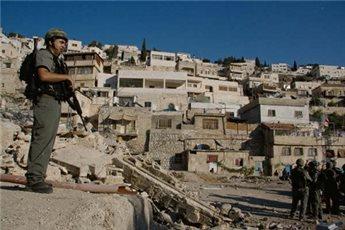 PEMUKIM ISRAEL RAMPAS 23 RUMAH WARGA PALESTINA DI AL QUDS TIMUR