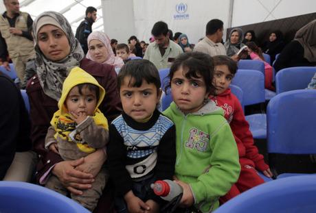 HRW: PENGUNGSI SURIAH DI LEBANON RAWAN KRIMINALITAS
