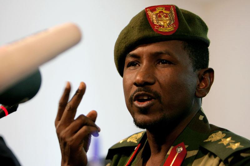 SUDAN BANTAH BANTU KELOMPOK OPOSISI LIBYA
