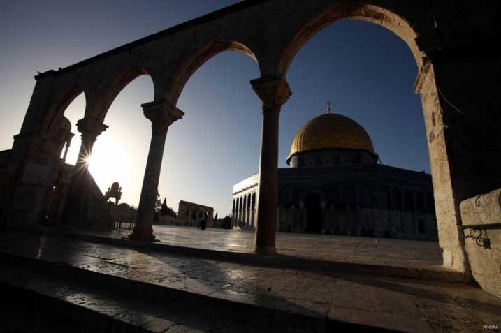 ISRAEL BONGKAR MAKAM UMAT MUSLIM DI YERUSALEM