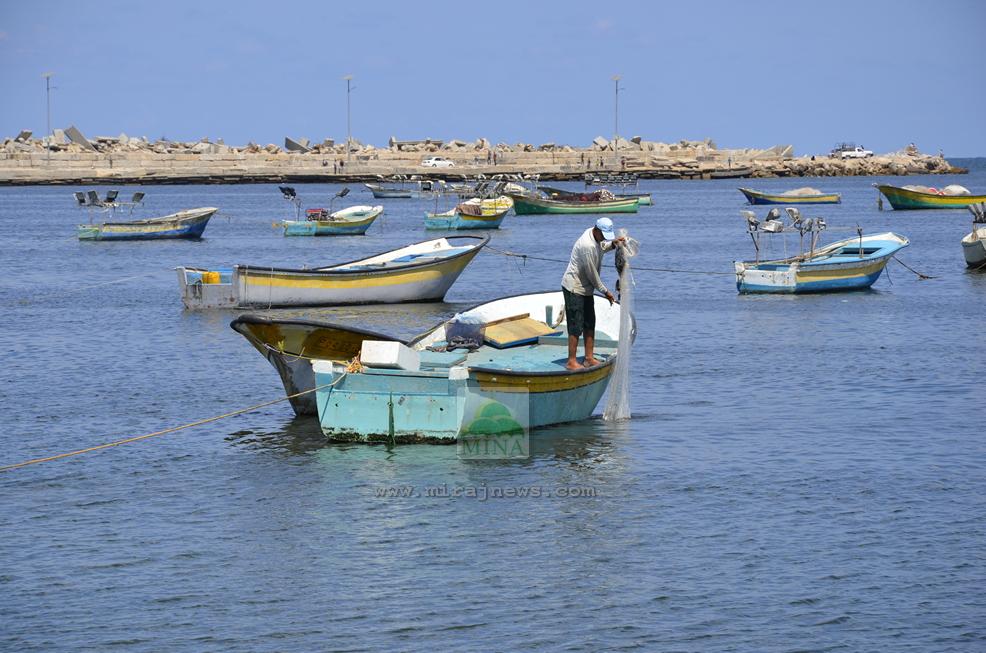 ISRAEL KEMBALI LANGGAR GENCATAN SENJATA TANGKAP 5 NELAYAN GAZA