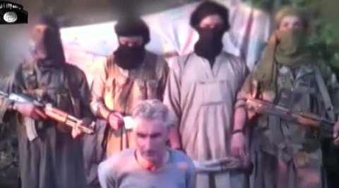 SEKUTU ISIS PENGGAL WARGA PERANCIS DI ALJAZAIR