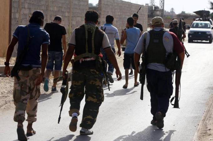 PBB DESAK DIALOG DAN GENCATAN SENJATA DI LIBYA