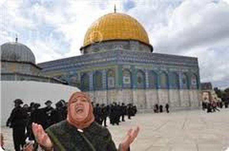 PALESTINA PERINGATKAN PEMBAGIAN MASJID AL-AQSHA JADI KONFLIK AGAMA