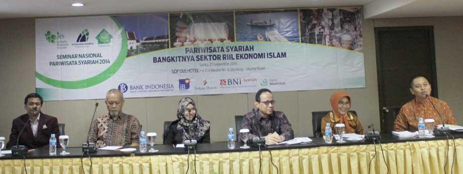INDONESIA MILIKI POTENSI TINGGI PARIWISATA SYARIAH
