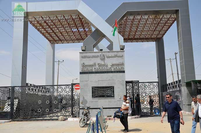 Perbatasan-Rafah-Palestina