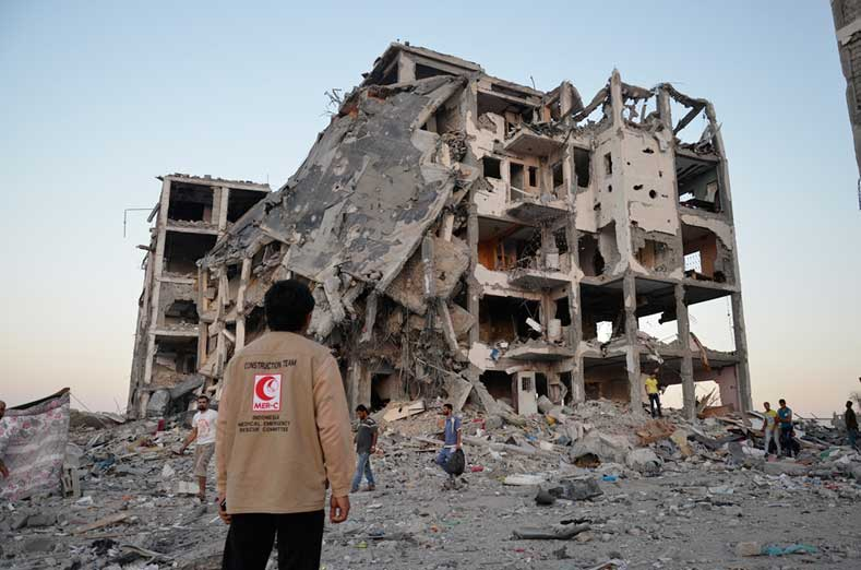 PERUNDINGAN TIDAK LANGSUNG PALESTINA-ISRAEL RABU DI KAIRO