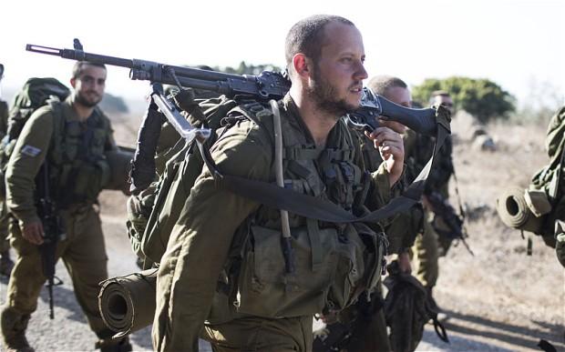 ISRAEL SERANG ISIS JIKA CAPAI YORDANIA