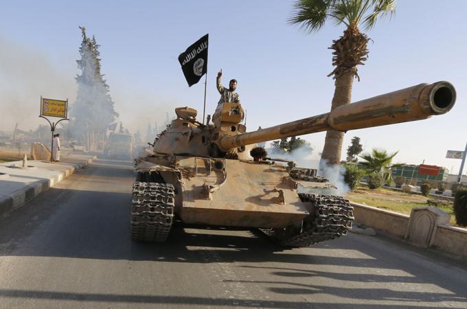 AL-QAEDA ALJAZAIR MEMBELOT GABUNG ISIS