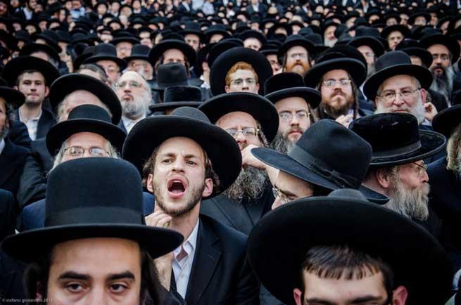 PENDUDUK ISRAEL 2014 CAPAI 9 JUTA JIWA