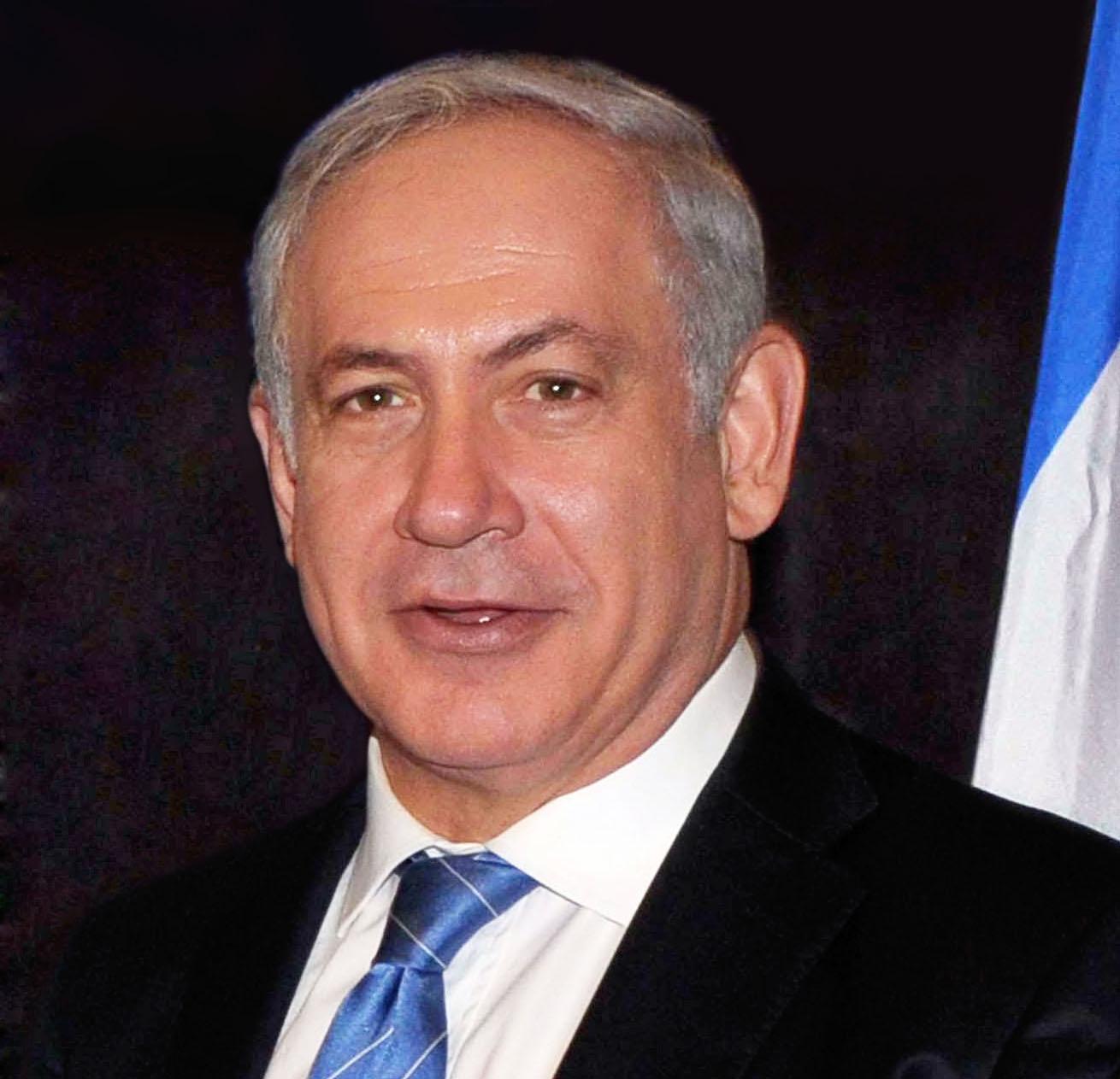 RATUSAN WARGA ISRAEL BERDEMO DI DEPAN RUMAH BENYAMIN NETANYAHU