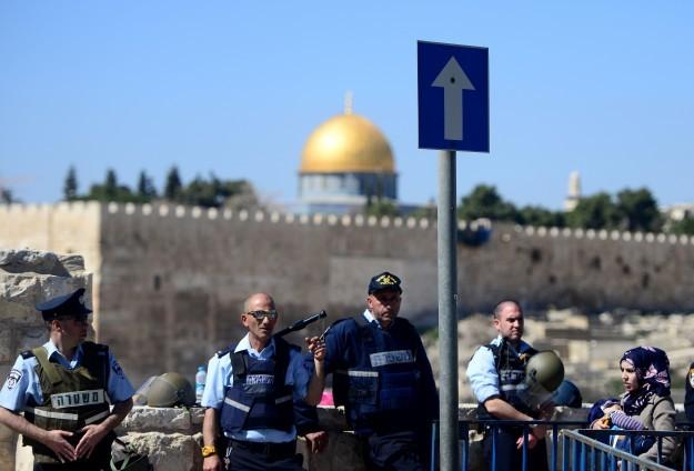 AL-AQSHA KEMBALI DISERBU PEMUKIM DAN TENTARA ISRAEL