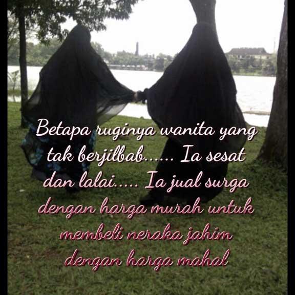 Muslimah Sederhanalah dalam Berpenampilan