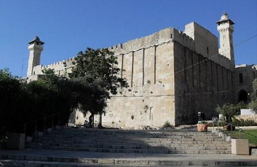 ISRAEL PASANG PERANGKAT PENGAWAS DI PINTU MASUK MASJID IBRAHIMI
