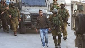 ISRAEL KEMBALI CULIK 10 WARGA PALESTINA