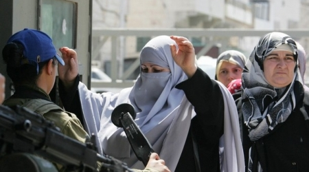 ISRAEL SITA SURAT IJIN KUNJUNGAN ORANG TUA TAHANAN ANAK
