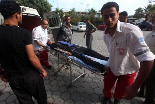 LAGI, TENTARA ISRAEL TEMBAK PEMUDA GAZA DI BEIT LAHIYA