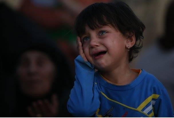 2.000 ANAK MENJADI YATIM AKIBAT SERANGAN ISRAEL DI GAZA