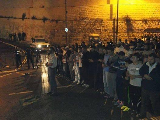PALESTINA: SERANGAN KE AL-AQSHA LANGKAH AWAL PEMBAGIAN TEMPAT IBADAH