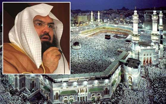 SYAIKH AS-SUDAIS : PEMIMPIN DAN ULAMA SATUKAN VISI AL-AQSHA
