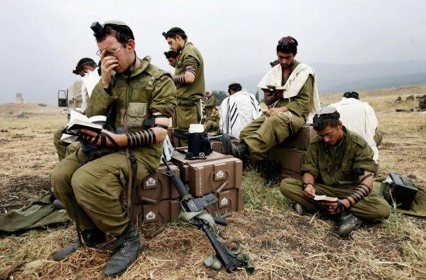 MENINGKAT PESAT JUMLAH TENTARA ISRAEL YANG DATANGI KLINIK KESEHATAN MENTAL