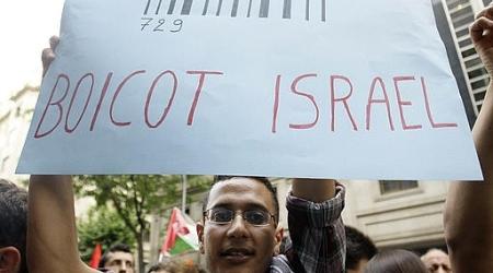 UNI EROPA ANCAM BOIKOT SELURUH PRODUK ISRAEL