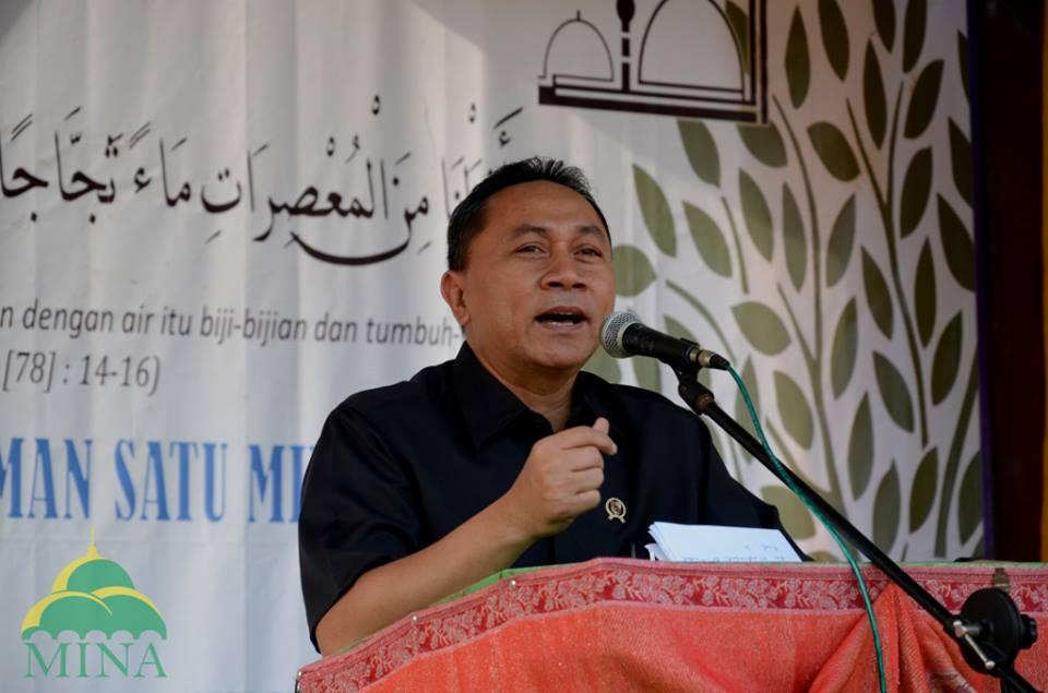 ZULKIFLI HASAN: BAGUN KEKUATAN EKONOMI UMAT ISLAM DENGAN BERJAMAAH