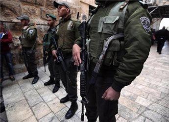 MILITER ISRAEL TAHAN TIGA ANAK DI ALQUDS TIMUR