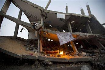 PEJABAT PALESTINA-ISRAEL BERTEMU BAHAS REKONSTRUKSI GAZA