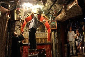 PARIWISATA DI PALESTINA MENINGKAT SEJAK AKHIR PERANG GAZA