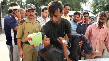 SEKJEN PBB PRIHATIN BENTROKAN ANTARA PAKISTAN-INDIA DI KASHMIR