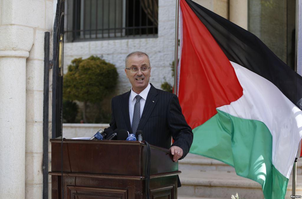 HAMAS SERUKAN WARGA GAZA SAMBUT PM HAMDALLAH