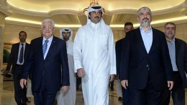 QATAR BERI 1 MILIAR DOLAR UNTUK GAZA