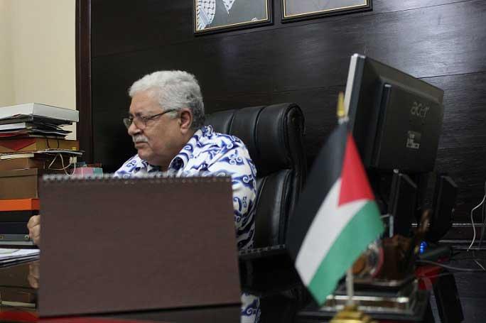 PALESTINA HARAPKAN INDONESIA IKUT KONFERENSI PEMBANGUNAN GAZA DI KAIRO