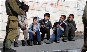 SEBANYAK 250 ANAK PALESTINA ALAMI KEKERASAN FISIK DI PENJARA ISRAEL