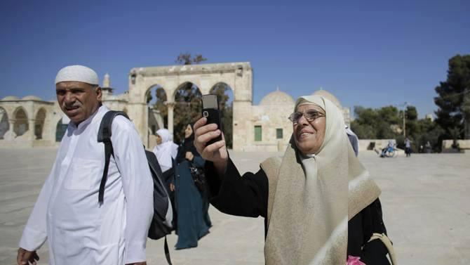 ISRAEL KEMBALI PERSULIT WARGA GAZA BERIBADAH DI MASJID AL-AQSA