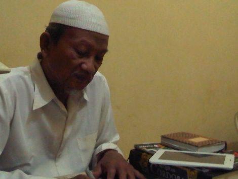 Ahmad Zubaidi: Orang Tua Sangat Berperan Berikan Pendidikan