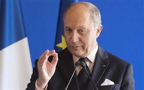Menteri Luar Negeri Perancis, Laurent Fabius