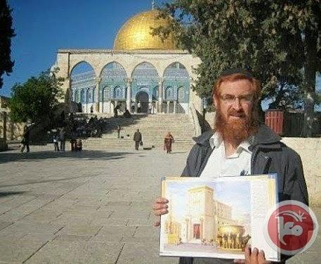 RABI EKSTREMIS ISRAEL DITEMBAK DI AL-QUDS